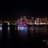 Sydney ships parade
